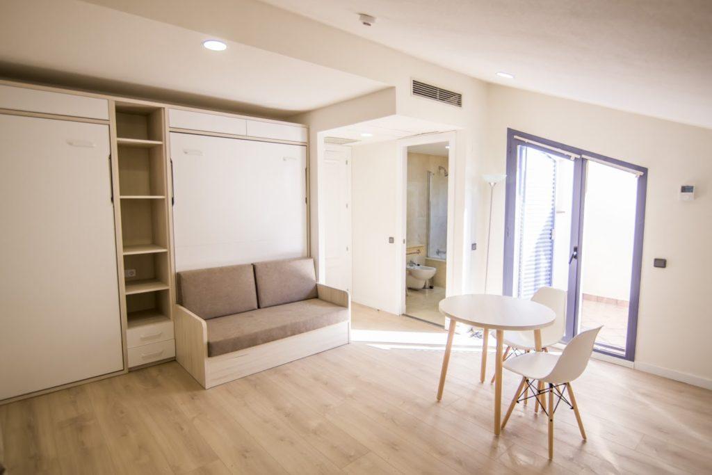 apartamento abuardillado