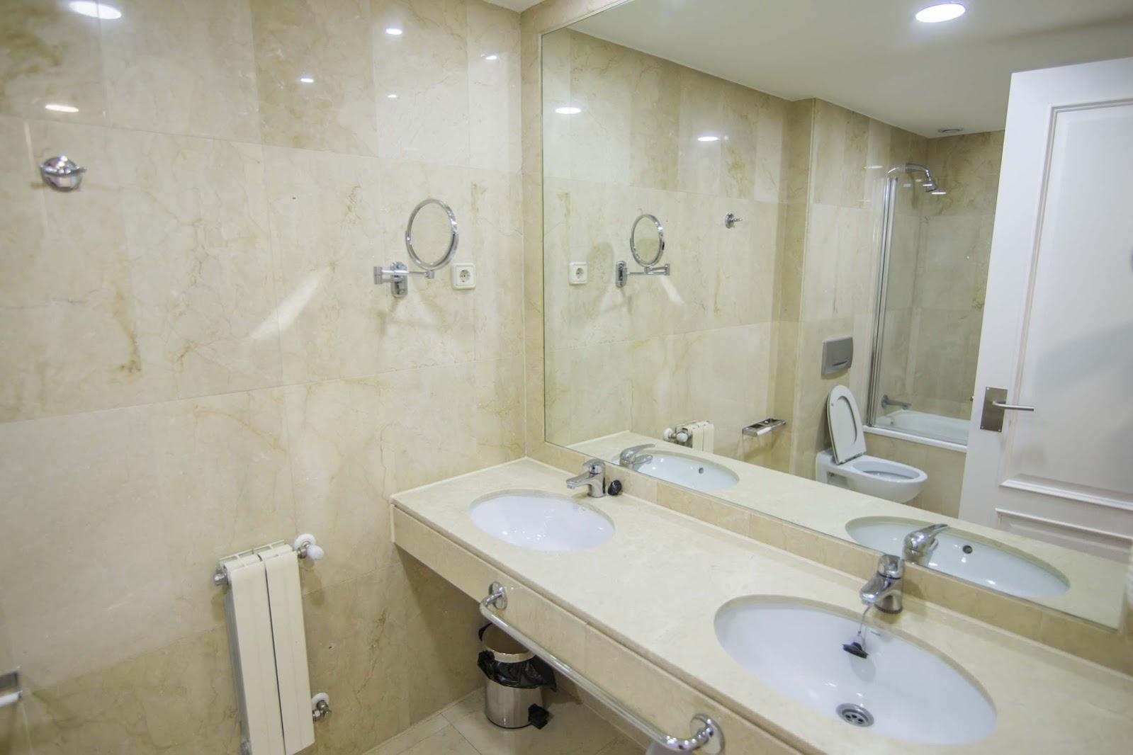 estuido doble baño